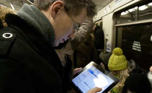 Wi-Fi  в москвоском метро
