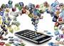 Gartner в 2013 будет скачано около 102 млрд мобильных приложений